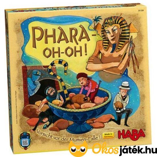 Phara-oh-oh társasjáték Haba (HA)