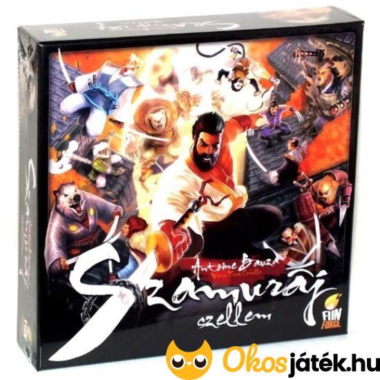 Szamuráj szellem kooperatív társasjáték (GE)