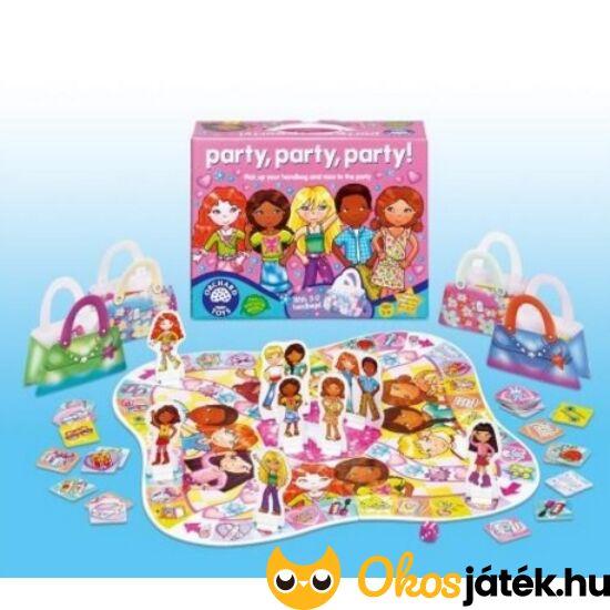 Társasjáték lányoknak - Party, Party Orchard Toys (KA)