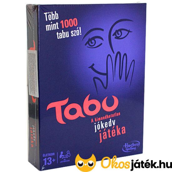 Tabu társasjáték (JS)
