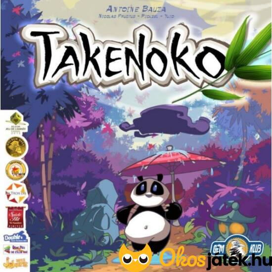 Takenoko társasjáték (GE)