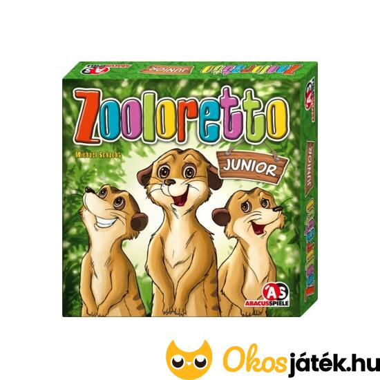 Zooloretto junior társasjáték (Zooloretto gyerekeknek) (GE)