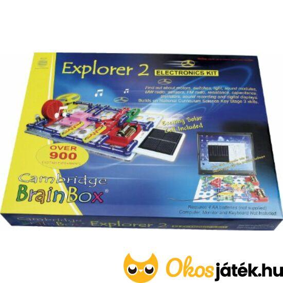 cambridge brainbox elektronikai tudományos játék készlet