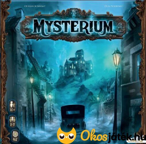 Asmodee Mysterium társasjáték (GE) 8-99 éveseknek, 2-7 játékos