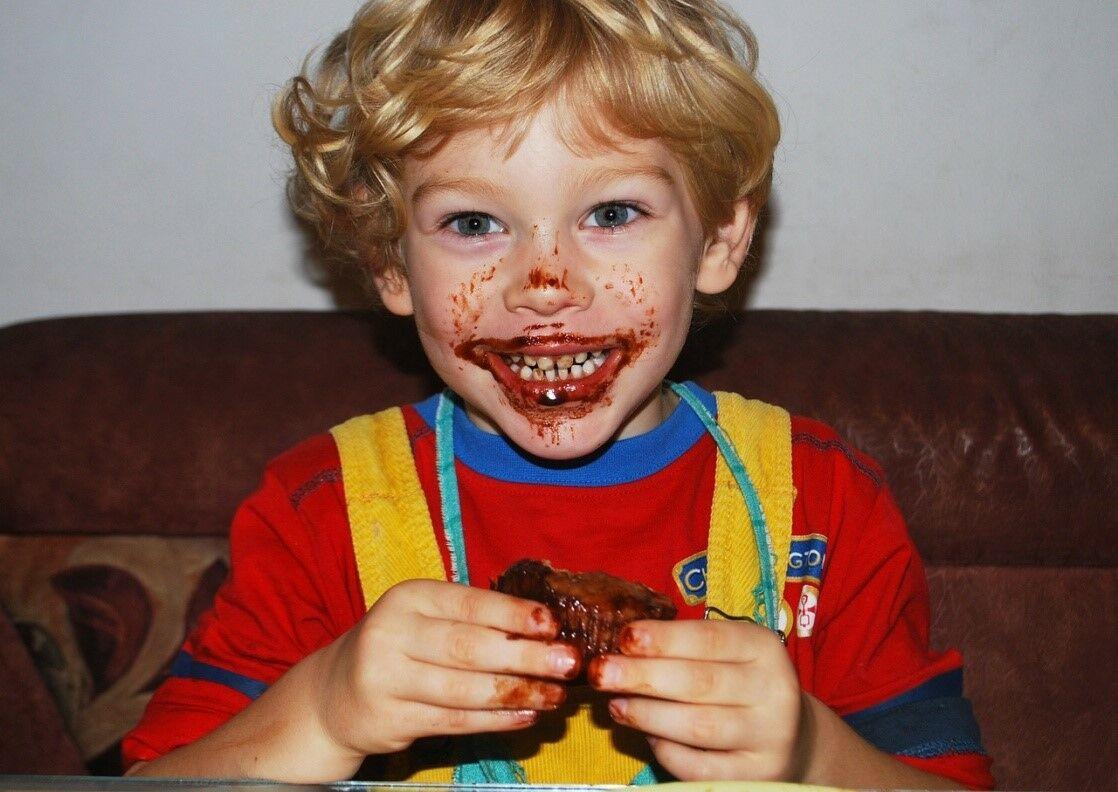 Az édesség fogyasztása befolyásolja a látást