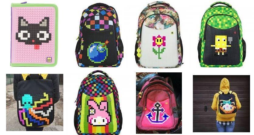 3c89b77c1e41 Mintát keresel egyedi Pixie Crew pixel táskád díszítéséhez? Itt  összegyűjtöttünk neked ötleteket... Pixel táskák vásárlása itt >>>