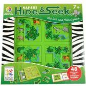 Hide & Seek Safari, Állatrejtő - Smart Games logikai játék (GA)
