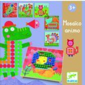 Pötyi mozaik kirakó kreatív játék - Djeco DJ8137 (BO)