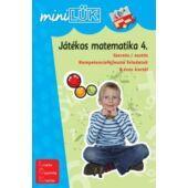 Játékos matematika 4. LÜK Mini LDI221 (DI)