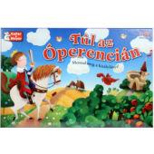 Túl az óperencián társasjáték gyerekeknek - KellerMayer (KM)