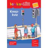 Kresz-kvíz LÜK Bambino füzet (LDI-124) (DI)