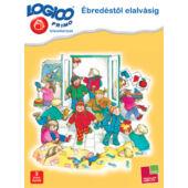 LOGICO Primo feladatlapok - Ébredéstől elalvásig (3220) 3+ (TF)