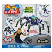 ZOOB Creepy csúszó-mászó teremtmények építőjáték 65 db-os 14003 (KW)