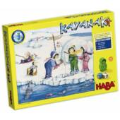 HABA - Az Északi sarki-kaland (Kayanak) - jegesmedvés horgászjáték (HA)
