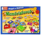 Bogyó és Babóca memória játék - Memóriaforgó (093) - Keller & Mayer (KM)