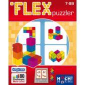 FLEX puzzle, rubik kígyóhoz hasonló tekergetős logikai játék (GE)