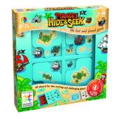 Hide&Seek Pirates Kalózrejtő Smart Games logikai játék (GA))
