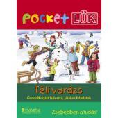 Téli varázs füzet  Pocket LÜK LDI908 (DI)