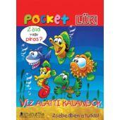 Víz alatti kalandok füzet Pocket LÜK LDI907 (DI)