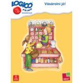 LOGICO Primo feladatlapok - Vásárolni jó! (3221) 5+ (TF)
