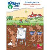 LOGICO Piccolo 3477 - Számfogócska: Összeadás és kivonás 20-ig 2. rész 6+ (TF)