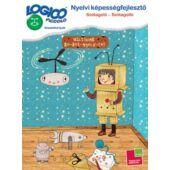 LOGICO Piccolo 3308 - Nyelvi képességfejlesztő: Szótagoló szótagolló (TF)
