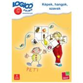 LOGICO Primo feladatlapok - Képek, hangok, szavak  (3229) 5+ (TF)