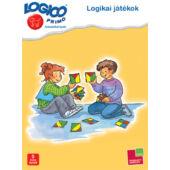 LOGICO Primo feladatlapok - Logikai játékok (3230) 5+ (TF)