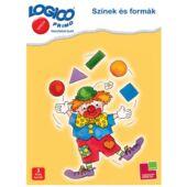 LOGICO Primo feladatlapok - Színek és formák (3223) 3+ (TF)