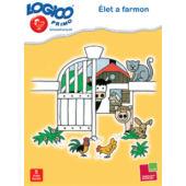 LOGICO Primo feladatlapok - Élet a farmon (3215) 5+ (TF)