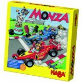 Monza autós társasjáték, autóverseny társasjáték HABA (HA)