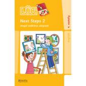 Next Steps 2 angol szókincs feladatok LÜK Mini füzet 4. osztály (DI) LDI-317