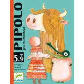 Pipolo svindli, hazudós kártyajáték - Djeco 5108 (BO)