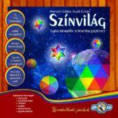 Színvilág tangram szerű logikai társasjáték (025) (GE)
