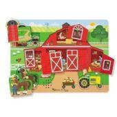 "Fa kirakó hanggal, a ""Farm"" -  Melissa Doug 42800 (ME)"