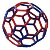 HEX ball - lyukas készségfejlesztő labda (HA)
