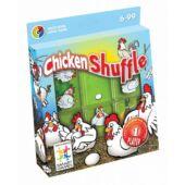 """Chicken Shuffle """"Tojó toló"""" logikai tili-toli puzzle Smart Games (GA)"""