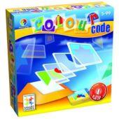 Colour Code Szín-kép kreatív játék Smart Games (GA)