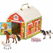 Záras állatfarm doboz háziállatokkal 12564 (ME)