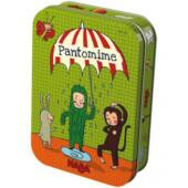 Activity gyerekeknek a HABA-tól, kis fémdobozban - Pantomime (HA)