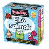 Brainbox Első számok - kicsiknek (KE)
