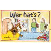 Kinél van? Memória játék kicsiknek, memória játék kártya gyerekeknek (GE)