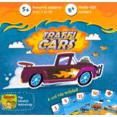 Trafficars - autókkal a számok és számolás világába! Brainy Band kártyajáték (CU)