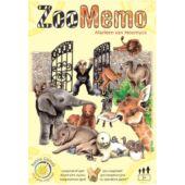 Zoo memo - állatos kooperatív memória játék gyerekeknek (KO)
