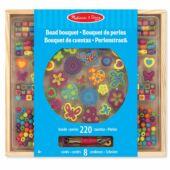 Lepkés gyöngyfűző készlet - Bead Bouquet Melissa Doug 14169 (ME-K1) 4bb212b271