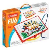 Quercetti Filó fűző játék - rajzolás zsinórral - 570 (KW)