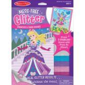 Csillámos, glitteres öltöztetős kreatív játék lányoknak - Melissa Doug 19509 (ME)