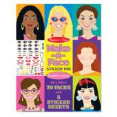 Arcok - matricás kreatív játék lányoknak - Melissa Doug 14195 (ME-K)