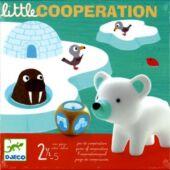 Little cooperation - kooperatív társasjáték két éves kortól - DJ8555 Djeco (BO)