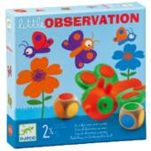 Little observation pillangós társasjáték - Djeco DJ8551 (BO)